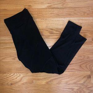 PINK Victoria's Secret Mesh leggings SZ Large